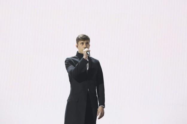 Loic Nottet Belgium Eurovision 2016
