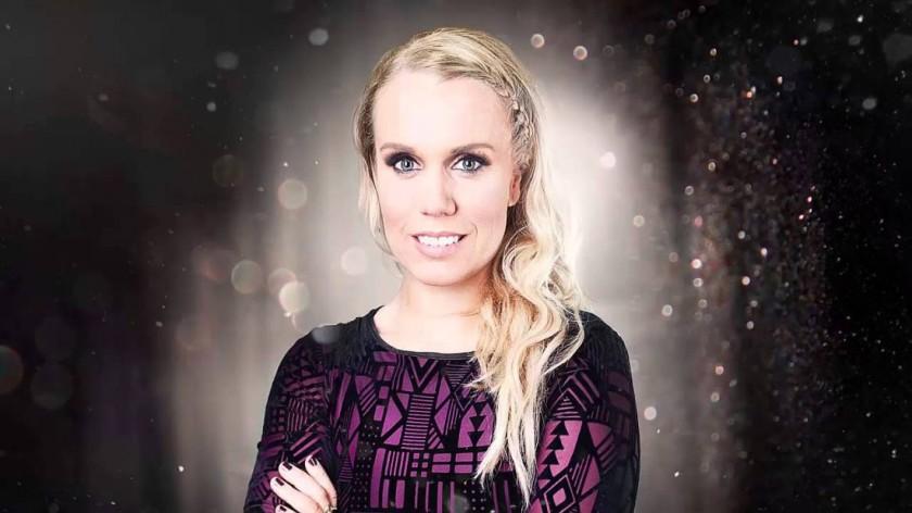 Eurovision Iceland Greta Salome 2016
