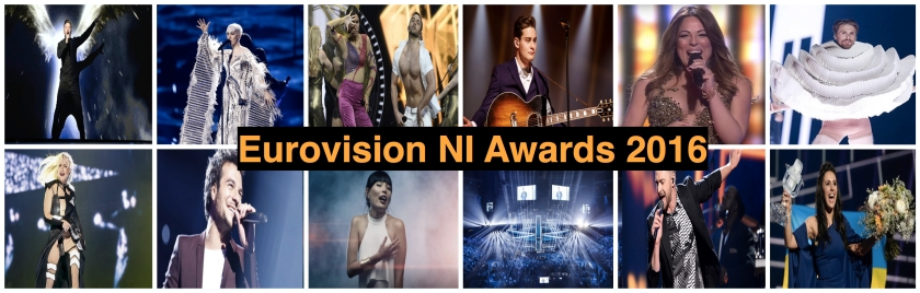 Eurovision NI Awards 2016