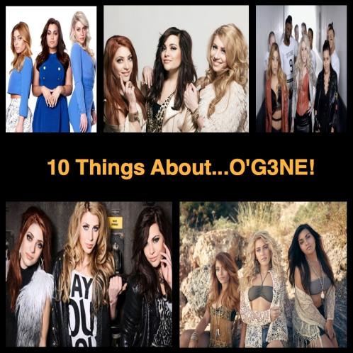 O'G3NE Netherlands Eurovision 2017