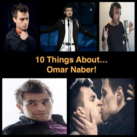 Omar Naber Slovenia Eurovision 2017
