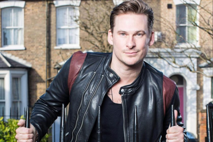 lee ryan strictly blue eurovision